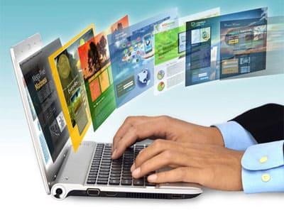 Создание двух сайтов для одной организации