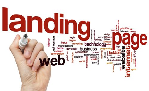 Создание сайта лендинг от компании Russia-web в Одинцово